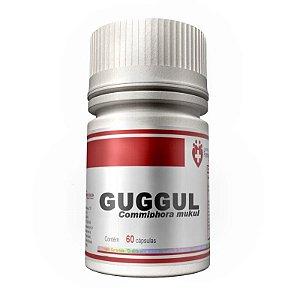 Guggul 250mg 60 capsulas - Commiphora mukul