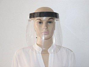 Protetor Facial Transparente (Viseira)