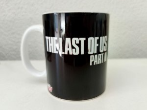 Caneca The Last Of Us Part II 325ml Porcelana