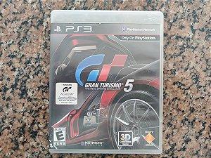 Gran Turismo 5 - Seminovo