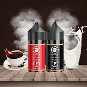Juice Blends Salt Espresso