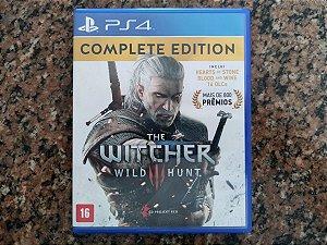 The Witcher 3 Complete Edition - Seminovo