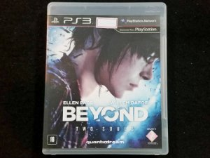 Beyond Two Souls - Seminovo
