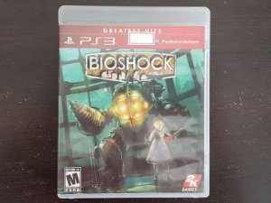 Bioshock - Seminovo
