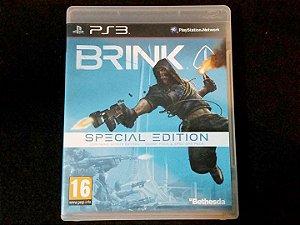 Brink Special Edition - Seminovo