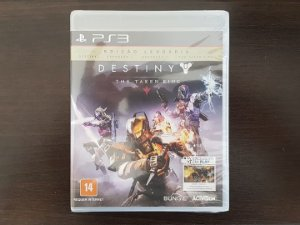 Destiny The Taken King - Novo
