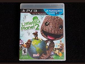 Little Big Planet 2 - Seminovo