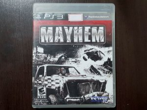 Mayhem - Seminovo