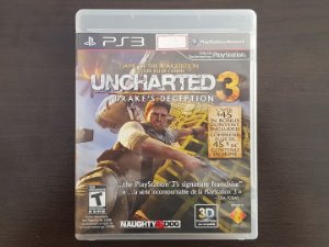 Uncharted 3 Drake's Deception - Seminovo