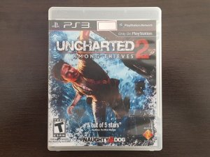 Uncharted 2 Among Thieves - Seminovo