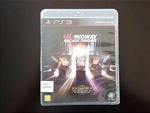 Midway Arcade Origins - Seminovo