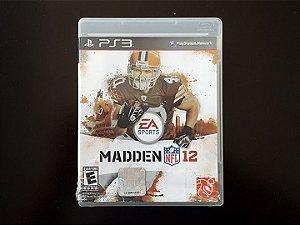 Madden NFL 12 - Seminovo
