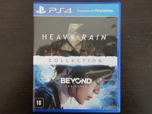 The Heavy Rain e Beyond Two Souls Collection  - Seminovo