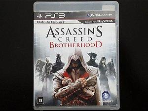 Assassins Creed Brotherhood - Seminovo