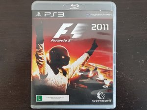 F1 2011 - Seminovo