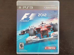 F1 2012 - Seminovo