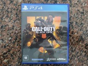 Call of Duty Black Ops 4 - Seminovo