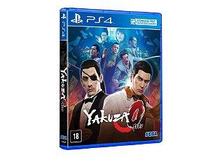 Yakuza 0 Zero  - NOVO LACRADO