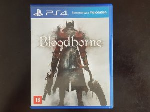Bloodborne - Seminovo
