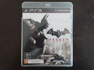 Batman Arkham City - Seminovo