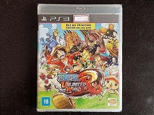 One Piece Unlimited World + DLC Day One - Novo