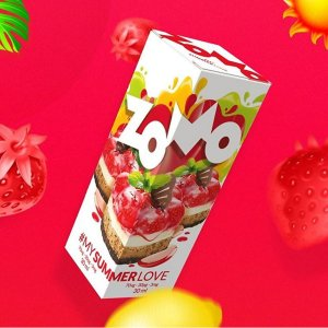 Summer Love Zomo 30ml 3mg