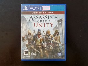 Assassin's Creed Unity - Seminovo