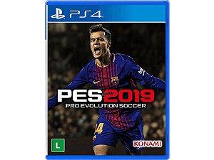 PES 2019 - Novo
