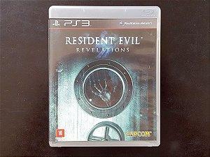 Resident Evil Revelations - Seminovo