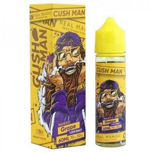 Cush Man Mango Grape 60ml 0mg