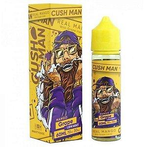 Juice Cush Man Mango Grape 60ml 0mg