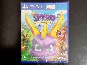 Spyro Reignited Trilogy - Novo