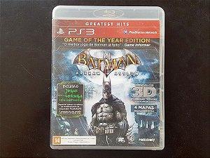 Batman Arkham Asylum Seminovo