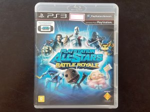 Playstation All-Stars Battle Royale - Seminovo