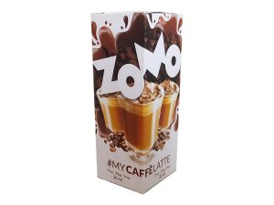 Cafélatte Zomo 30ml 3mg