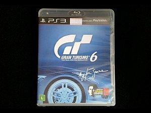 Gran Turismo 6 - Seminovo