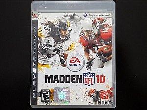 Madden NFL 10 - Seminovo