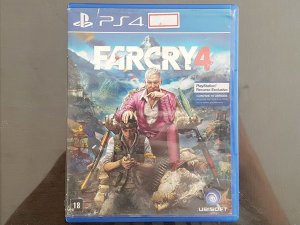 Far Cry 4 - Seminovo