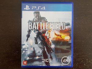 Battlefield 4 - Seminovo