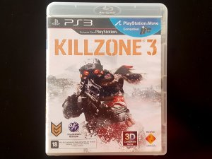 Killzone 3 - Seminovo