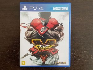 Street Fighter V - Seminovo