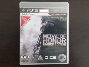 Medal of Honor Limited Edition - Seminovo