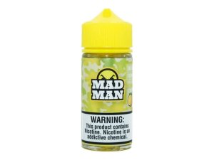 Mad Man Lemon 100ml 3mg