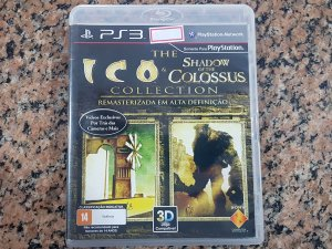 ICO e Shadow of The Colossus HD - Seminovo