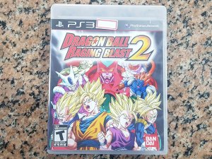 Dragon Ball Raging Blast 2 - Seminovo