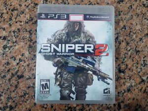 Sniper 2 Ghost Warrior - Seminovo