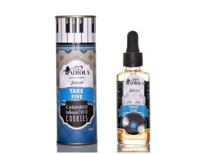 Take Five Radiola 30ml 0mg