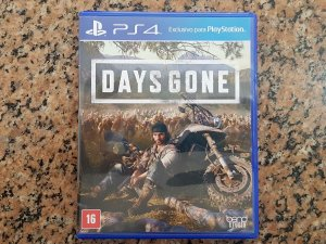 Days Gone - Seminovo