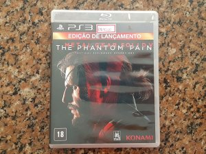 Metal Gear Solid V Phanton Pain - Seminovo