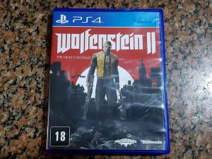 Wolfenstein 2 - Seminovo